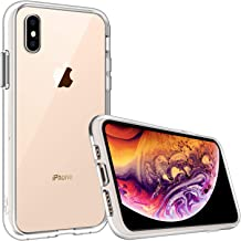 JETech Case Exclusively for iPhone XS (Not for Apple iPhone X), 5.8-Inch, Shock-Absorption Bumper Cover, Anti-Scratch Clear Back, HD Clear