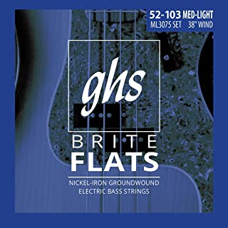 Ghs Bass Guitar Strings (ML3075)