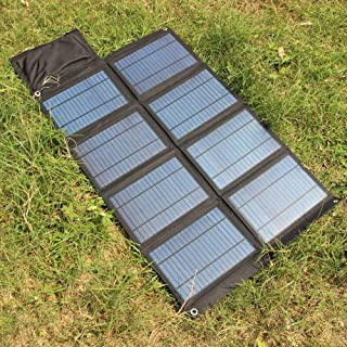 HUHONG 50W solar panel charger for mobile phone/iphone mobile power supply for dual USB5V and DC 18V output for 12V batter...