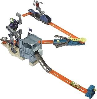 Hot Wheels Trick Tracks Bionic Battle Sets
