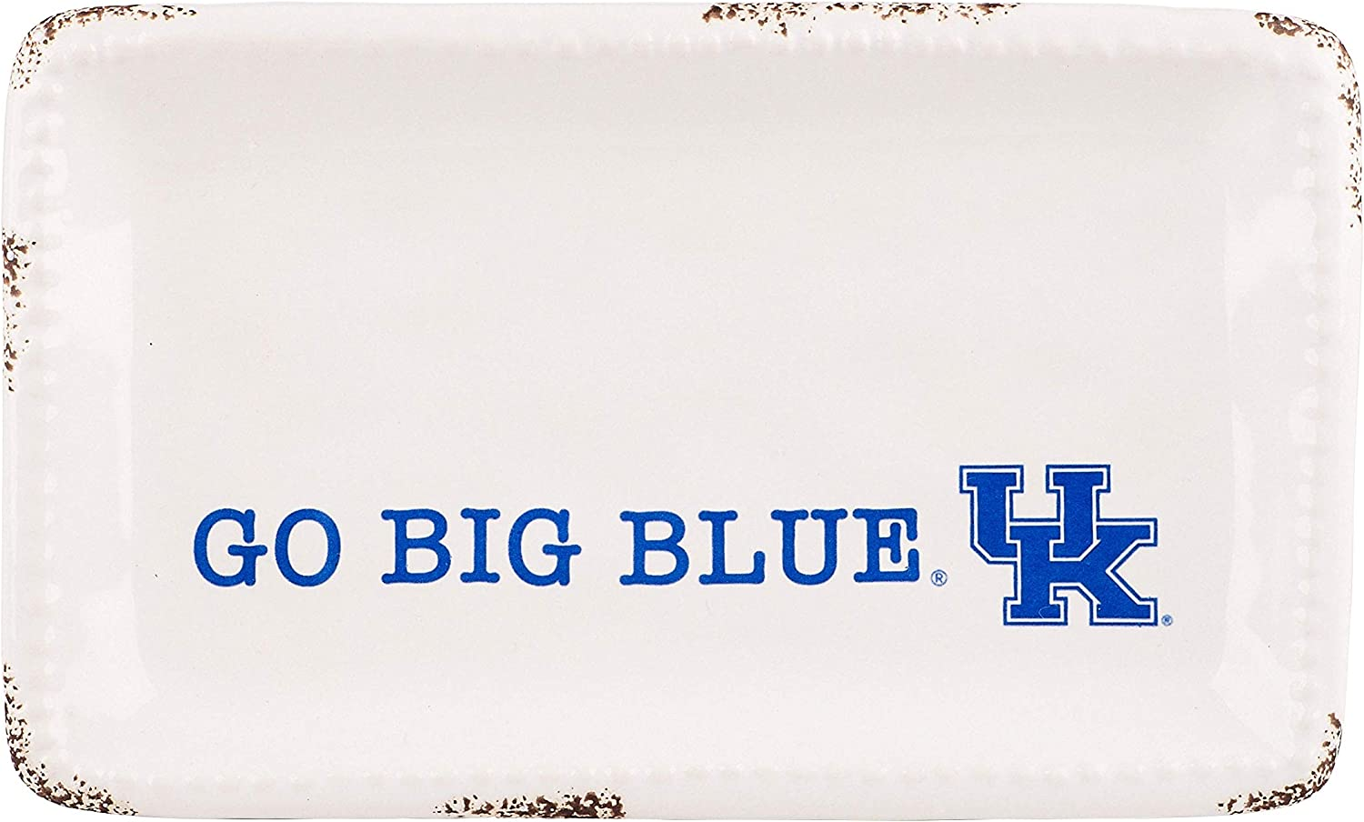 Glory Las Vegas Mall Haus Kentucky Logo Collegiate Display Tray or Cont Cheap mail order sales Trinket