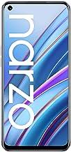 realme narzo 30 (Racing Sliver, 4GB RAM, 64GB Storage) - MediaTek Helio G95 processor I Full HD+ display with No Cost EMI/...