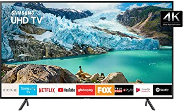 "Smart TV 4K 43"" UN43RU7100 Bluetooth, Samsung, 43RU7100"