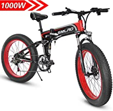 Amazon.es: bicicleta electrica fat bike