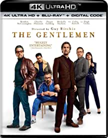 THE GENTLEMEN arrives On Demand April 14 and on 4K, Blu-ray, DVD April 21 from Universal Pictures
