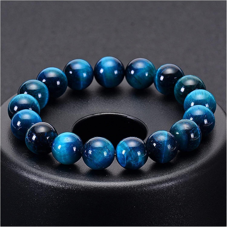 Youdert San Jose Mall Bracelet Beads 6mm 8mm Blue Lake Eyes Popular standard 10mm Tiger