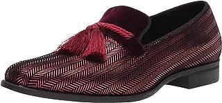 STACY ADAMS Men's Sonata Tassel Slip-on Loafer