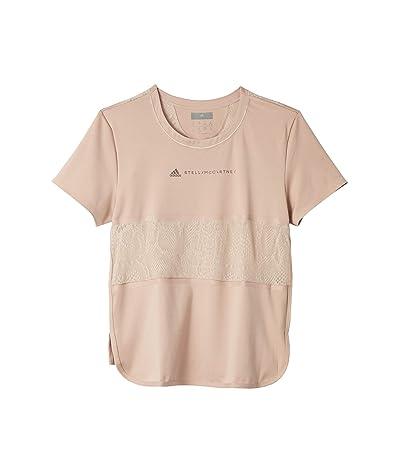 adidas by Stella McCartney Loose Tee FK9737 (Ice Pink) Women