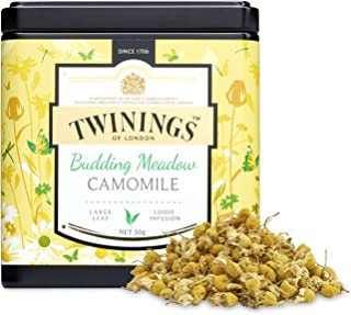 TWININGS Tea - Discovery Collection - Budding Meadow Camomile - 50gr Caddy Lose Tee