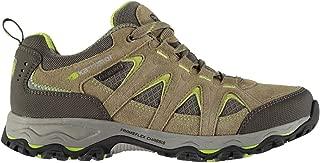 Karrimor Women's Mount Low Waterproof Hiking Shoes Taupe/Green 10