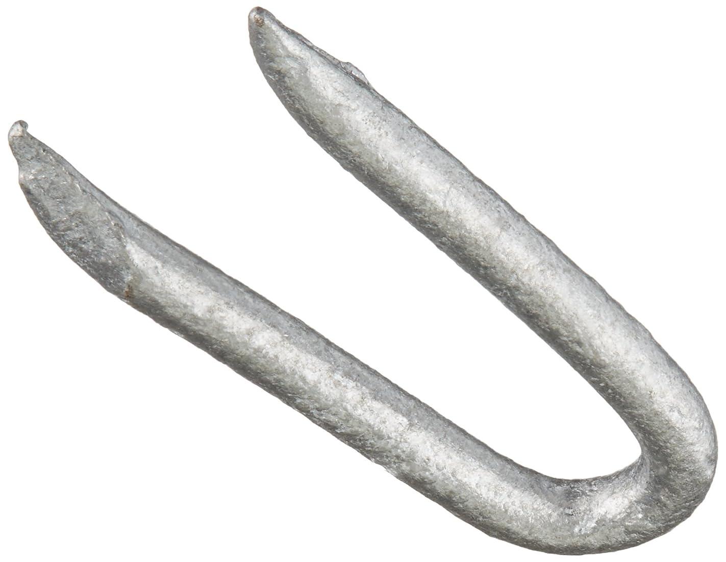 Grip Rite 112HGFS5 5 lb Galvanized Fence Staple, 1-1/2