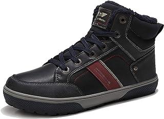 ARRIGO BELLO Homme Bottines Chaussure Hiver Bottes Chaud Antidérapant Ville Décontractées Basket Marche Randonnée Chaussur...