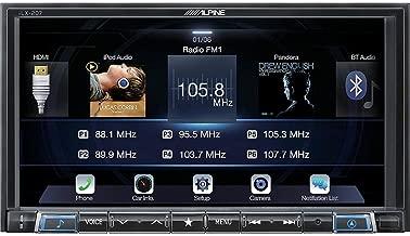 $511 » Alpine iLX-207 7-Inch Mech-Less Audio/Video Receiver
