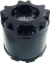 American Outlaw Gloss Grey Wheel Center Caps # BC-893 (1 Cap)