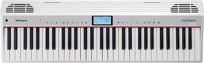 Roland GO:PIANO 61-key Digital Piano Keyboard with Alexa Bui