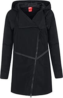 Women's Parka Bonded Athletic Trench Jacket