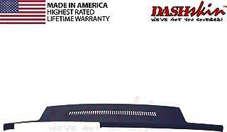 DashSkin Molded Dash Cover Compatible 88-94 GM Trucks in Dark Blue