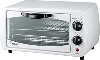 Cornell CTOS10WH 9L Toaster Oven with Removal Crumb Tray White