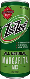 Zing Zang Margarita Mix, 24-8 Oz Cans