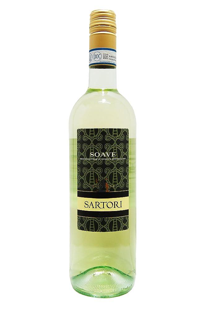 背骨とまり木虎カーサ?ヴィニコラ?サルトーリ ソアーヴェ 白 750ml -イタリアワイン-