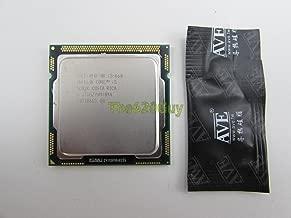 Intel Core i5-660 3.33Ghz SLBTK Socket 1156 Clarkdale 1st GEN CPU Processor + TP