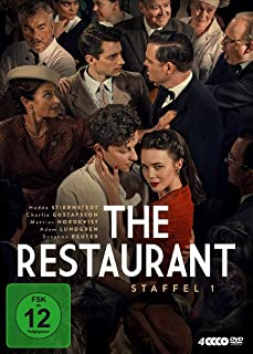 The Restaurant - Staffel 1 4 DVDs