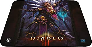 SteelSeries ゲーミングマウスパッド QcK Diablo III Gaming Mouse Pad - Witch Doctor Edition 67223
