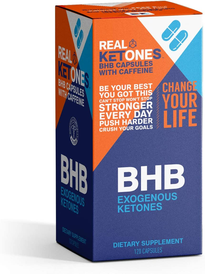 Dallas Mall Real Price reduction Ketones™- Keto Pills - 120 BHB Caps Exogenous Ketones-