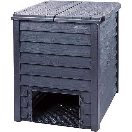 Garantia Kit composteur Thermo-Wood en polypropylène 600 L