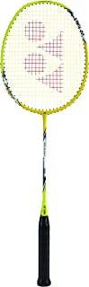 Yonex Arcsaber 10i Graphite Badminton Racquet with free Full Cover ( Yellow, Graphite, G4 - 77 grams, 30 lbs Tension)