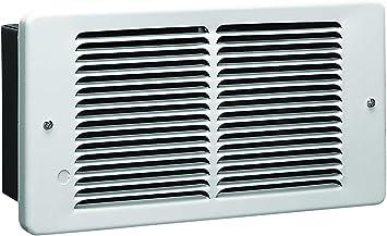 KING PAW1215-W PAW Pic-A-Watt Electric Wall Heater 1500W / 120V, White: image