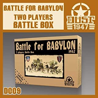 DUST 1947 - Battle for Babylon 2 Player Battle Box (Limited Edition)