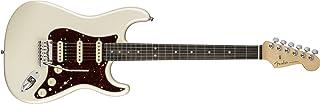 American Elite Stratocaster HSS Shawbucker EB Olympic Pearl