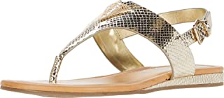 GUESS Men's Gwjadalyn Flat Sandal