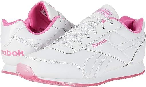 White/Posh Pink/None