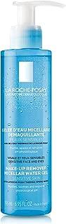 La Roche-Posay Makeup Remover Micellar Cleansing Water Gel, 6.95 Fl oz.