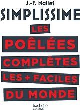 Livres SIMPLISSIME Les poêlées complètes les plus faciles du monde PDF