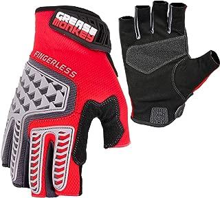Best fluorescent fingerless gloves Reviews