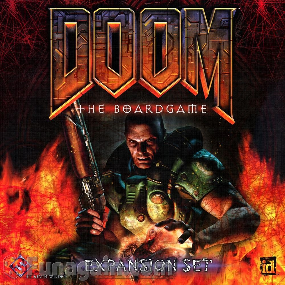 Doom: The Board Game Expansion: Amazon.es: Juguetes y juegos