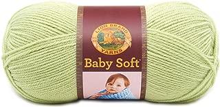 Lion Brand Yarn 920-169 Babysoft Yarn, Sweet Pea