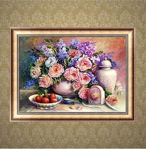 selección larga XIGZI DIY Diamond Pintura Pintura Pintura Kit de Bordado Cruzado Decoración del Hogar Maceta Maceta Imagen Sin Marco  ¡envío gratis!