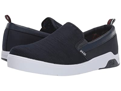 Ben Sherman Harry Slip-On (Navy Textile) Men