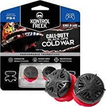 KontrolFreek Call of Duty: Black Ops Cold War Performance Thumbsticks for PlayStation 4 (PS4) and PlayStation 5 (PS5)   2 ...