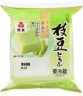 [冷蔵] 紀文 枝豆とうふ 120g