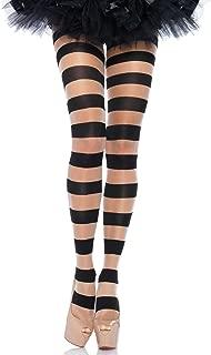 Leg Avenue Women's Hosiery Striped Tights
