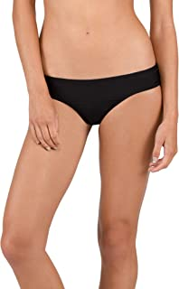 Women's Simply Solid Cheeky Swimsuit Bikini Bottom