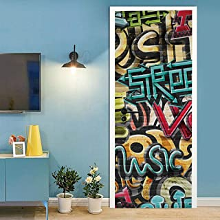 Details about  /3D Complex Graffiti 7 Wall Paper Wall Print Decal Wall Deco Indoor AJ Wall Paper