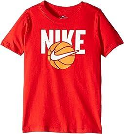 Sportwear Basketball T-Shirt (Little Kids/Big Kids)