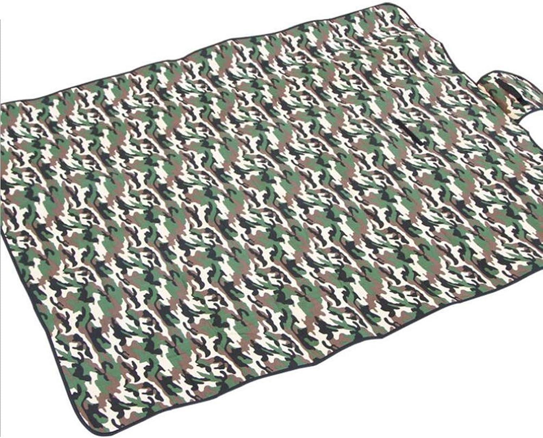 Beach Blanket Portable Lightweight Waterproof MultiFunction Folding Camouflage Picnic mat Moisture pad 150cm x180cm