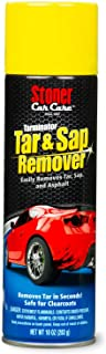 Stoner Car Care 91154 10-Ounce Tarminator Tar, Sap, and Asphalt Remover Safe on Automotive Paint and Chrome on Cars, Trucks, RVs, Motorcycles, and Boats, Pack of 1